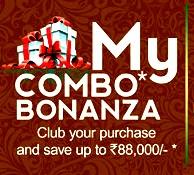 Panasonic My Combo Bonanza