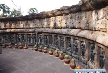 64 Yogini Temple in Odisha