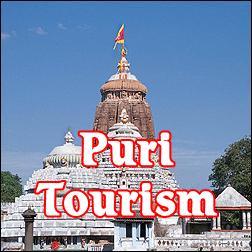 Tourist Spots in Puri District