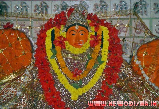 Goddess Chandi mandir, Jajpur