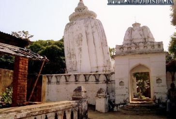 Huma Leaning Shiva Temples of Sambalpur