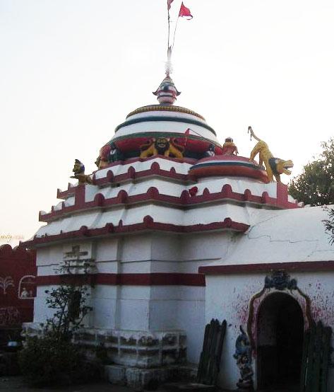 Ramachandi Temple of Puri
