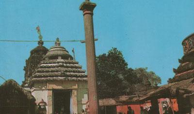 Sakhigopal Temple of Puri