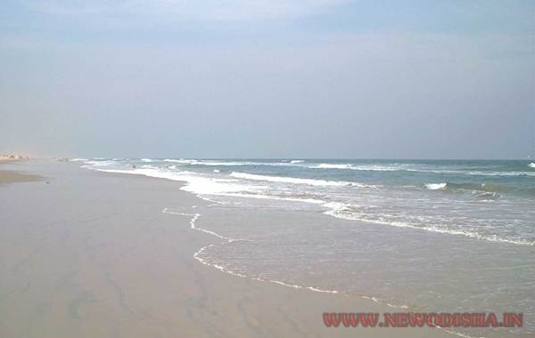 Gopalpur Sea Beach
