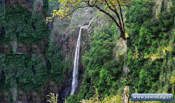 Joranda Waterfall of Odisha