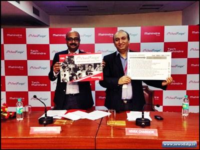 Saral Rozgar Job card launched in Odisha by Tech Mahindra