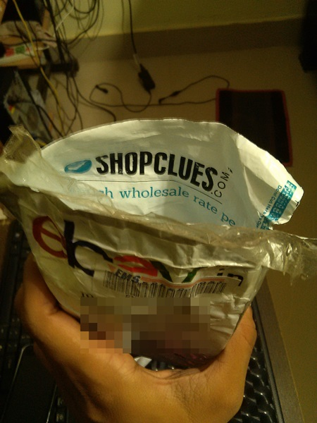 Ebay.in is Buying From Shopclues.com !!!