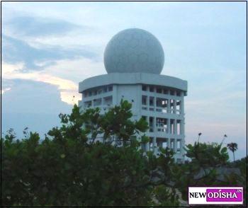 Doppler Radar in Paradip