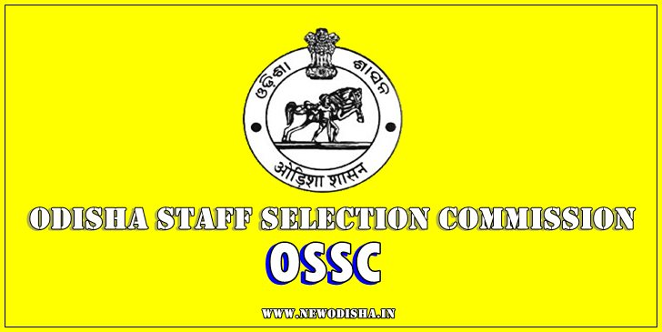 OSSC Combined Police Service Pre Exam on 29.11.2015 Postponed