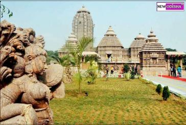 New Jagannath Temple in Balasore Photo Gallery Designed by Raghunath Mohapatra