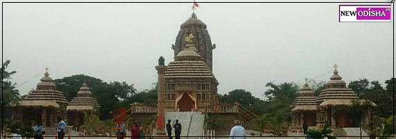 Balasore New Jagannath Temple 2