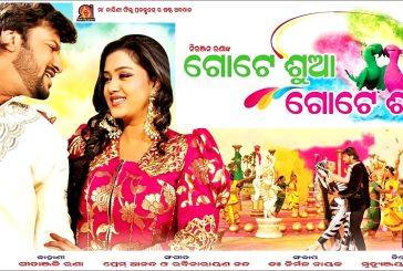 Odia Film Gote Sua Gote Sari Cast, Crew, Wallpapers and Songs