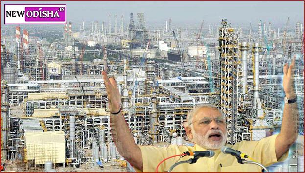 PM Modi's Odisha Visit, All Parties Claim Credit For Paradip Refinery