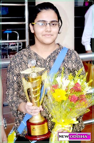 Odisha Girl Anwesha Mishra Wins Asian Under-14 Girls Title in Chess