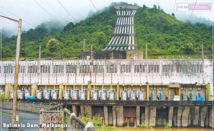 Balimela Dam Malkangiri