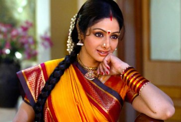 Bollywood icon Sridevi Dies of heart attack in Dubai