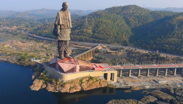 PM Modi unveils Sardar Vallabhai Patel's Statue of Unity