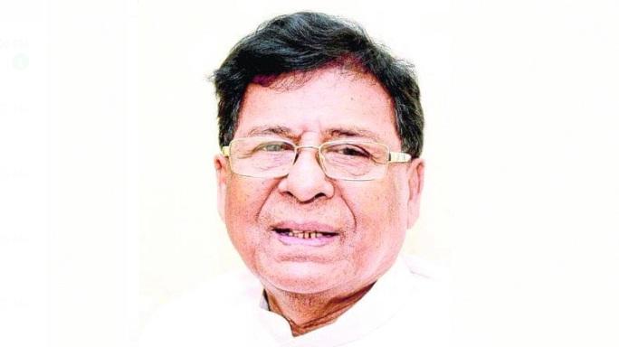 Former MP Baishnab Charan Parida Passes Away At 77