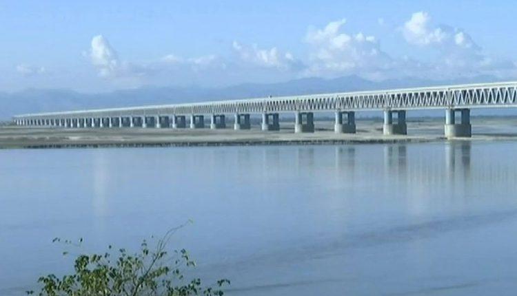 Bogibeel Bridge: PM inaugurates India's longest road-rail bridge
