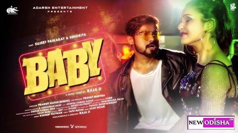 Baby Baby New Odia Album Dance Full 1080p HD Video Song