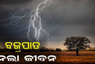 3 Persons in Mayurbhanj Killed by Lightning Strike