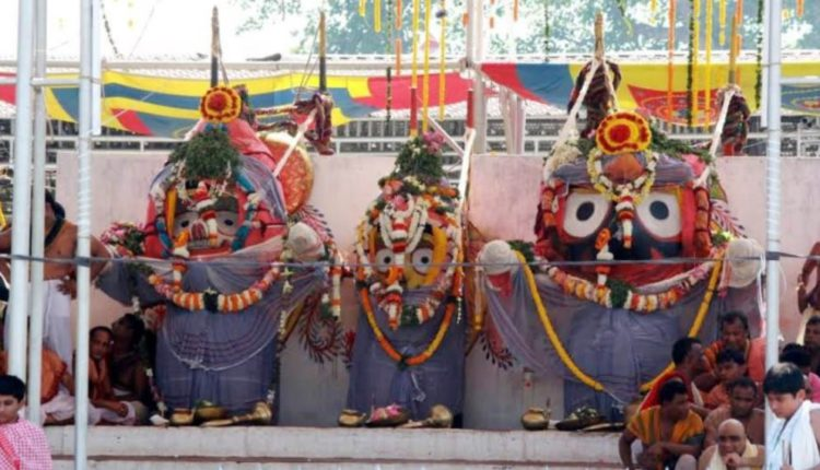 Snana Purnima of Lord Jagannath To Be Held With Minimum Servitors: SJTA Chief Administrator