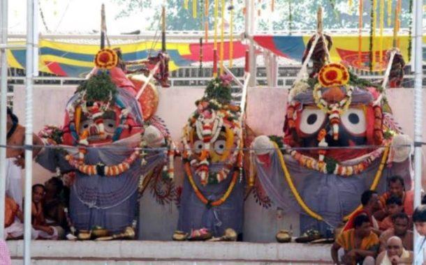 Snana Purnima of Lord Jagannath To Be Held With Minimum Servitors: SJTA Chief Administrator