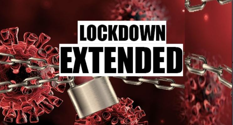 Lockdown Extended By 2 Weeks Nationwide, Informs Ministry of Home Affairs