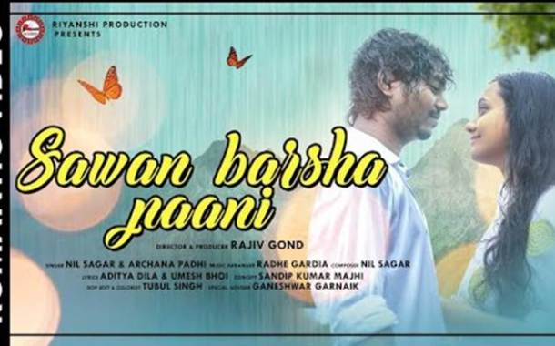 Sawan Barsha Pani New Sambalpuri Full HD Video Song by Riyanshi Music