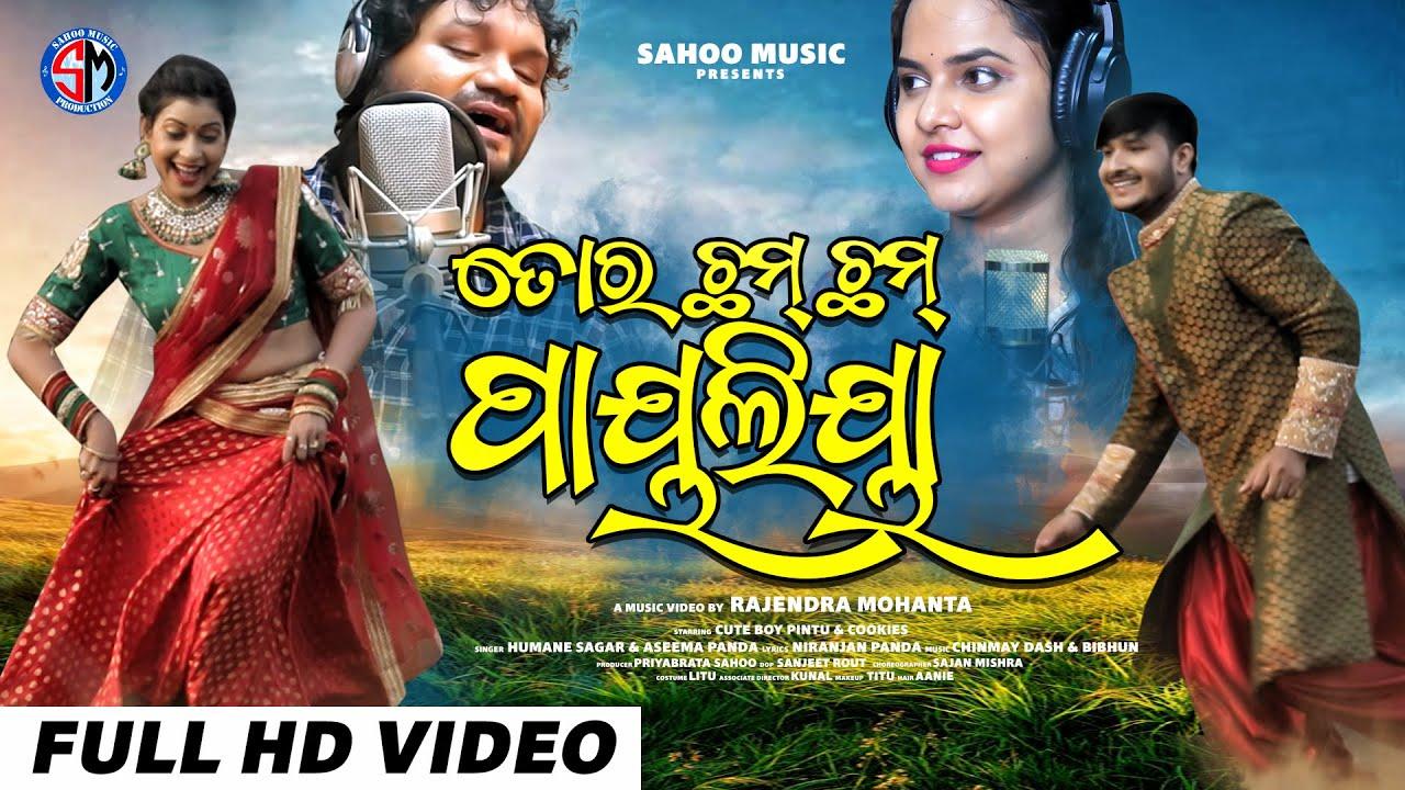 Tora Cham Cham Payaliya - Odia HD Video Song by Pintu & Cookies