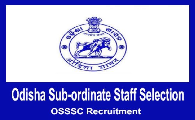 529 nos Statistical Field Surveyor Job in OSSSC 2021