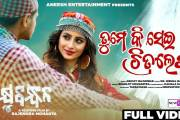 Tume Ki Sei Chitralekha - Odia HD Video Song starring Bhoomika and Rajesh