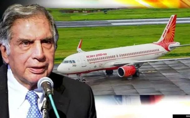 TATA Sons Wins the Bid for Acquiring National Carrier Air India