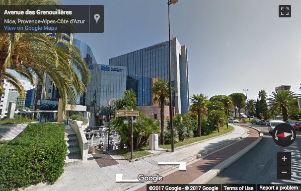 Serviced offices to rent and lease at Porte de l Arenas  Hall C  455     Street View image of Porte de l Arenas  Hall C  455 Promenade des