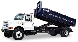 Dumpster rental in New Orleans