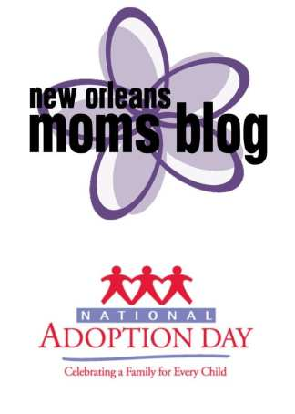 National Adoption Day I New Orleans Moms Blog