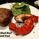 Girl Vs. Grill: Grilled Steak and Lobster