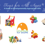 Toys For All Ages :: A Guide to Developmentally Appropriate Gifts