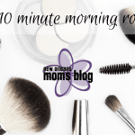 My 10 Minute Makeup Routine :: Devoting Time to Yourself