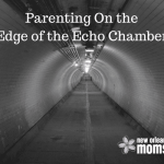 Parenting On the Edge of the Echo Chamber