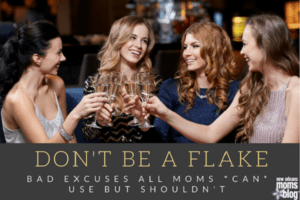 Don't Be A Flake