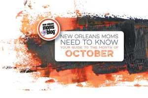new orleans october events