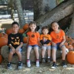 Wheel Fun Rentals' Pumpkin Patch at New Orleans' City Park