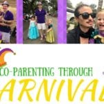 Co-Parenting Through Carnival