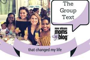 group texts, friendship, mom friends
