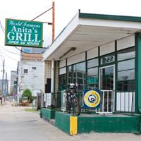 Anita's Grill