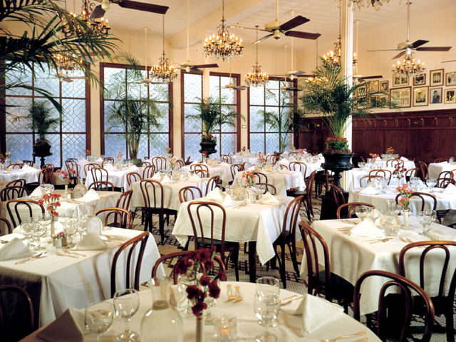 Arnauds Restaurant New Orleans Restaurant
