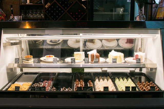 And Bakery Shop Pastry