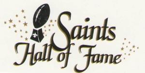 Saints Hall Of Fame