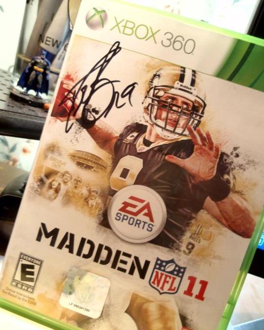Madden NFL 11 cover
